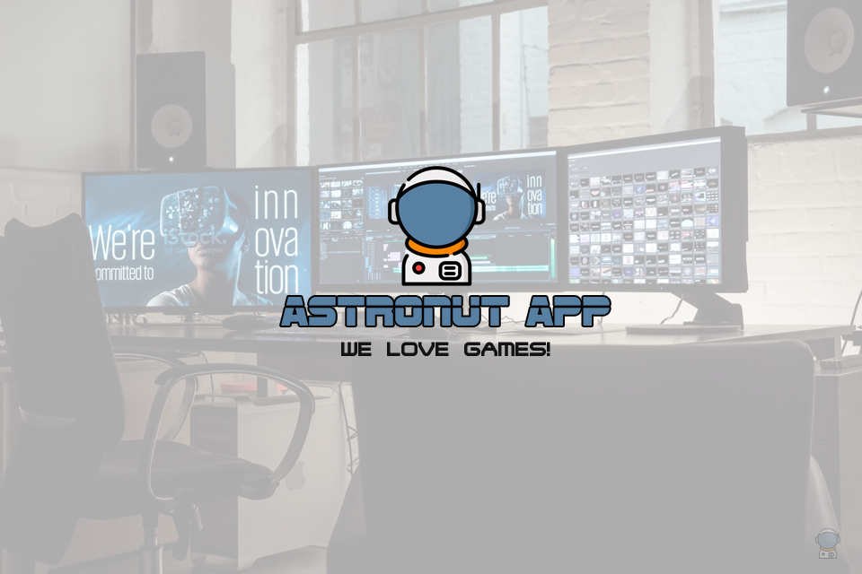 header - About Astronut App